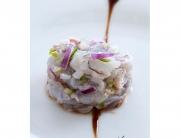 Recette : tartare de crevettes Kuruma